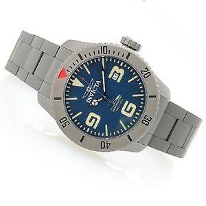 Invicta Men's 50mm Pro Diver Military Watch
